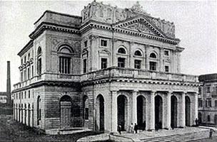 corfu opera house