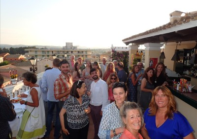 Corfu Masterclass reception  (1)